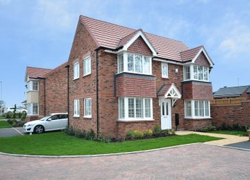 Thumbnail 3 bed detached house for sale in Farrier Gardens, Sancerre Grange, Eccleshall