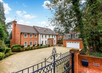 Thumbnail 7 bed detached house for sale in St. Marys Hill, Ascot
