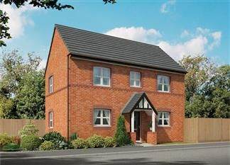 Thumbnail 1 bed detached house for sale in Ingleborough Road, Prenton, Birkenhead