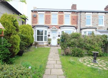 Thumbnail 2 bed terraced house for sale in Cauldwell Avenue, South Shields