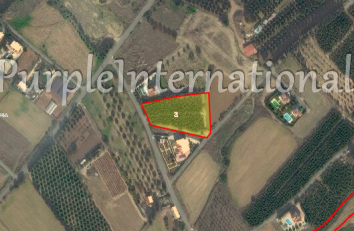 Thumbnail Land for sale in 1 Keratidiou Street, Корал-Бэй 8650, Cyprus