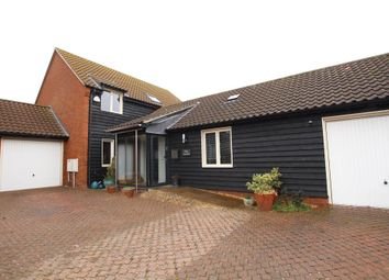 Thumbnail 4 bed detached house for sale in Silver Street, Witcham, Ely