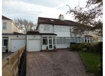 Thumbnail 4 bed semi-detached house for sale in Southport Road, Formby