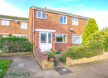 Thumbnail 3 bed semi-detached house for sale in Silverfield, Broxbourne