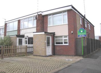 Thumbnail 3 bed terraced house to rent in Telford Way, Leicester