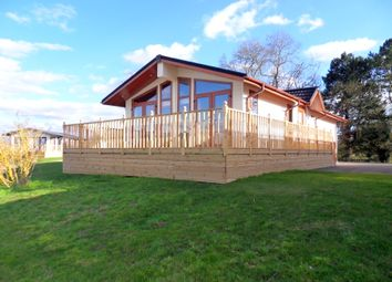 Thumbnail 2 bed lodge for sale in Augusta Drive, Kirkgate, Tydd St Giles, Wisbech, Cambridgeshire