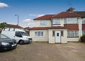Thumbnail 3 bed terraced house to rent in Stanhope Avenue, Harrow