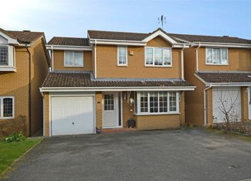 Thumbnail 4 bedroom detached house for sale in Finmere, Strawberry Fields, Rugby, Warwickshire
