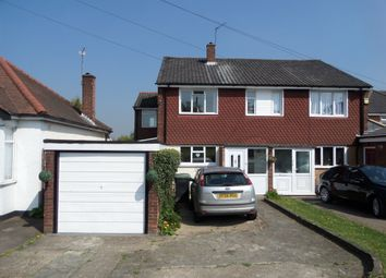 Thumbnail 4 bedroom semi-detached house for sale in Honey Lane, Waltham Abbey