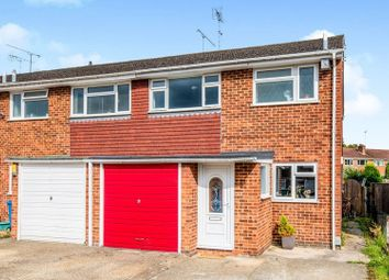 Thumbnail 3 bed end terrace house for sale in Binsted Drive, Blackwater