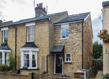 Thumbnail 4 bedroom semi-detached house for sale in Parkhurst Road, Bengeo, Herts