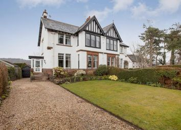 Thumbnail 4 bed semi-detached house for sale in Knockbuckle Road, Kilmacolm