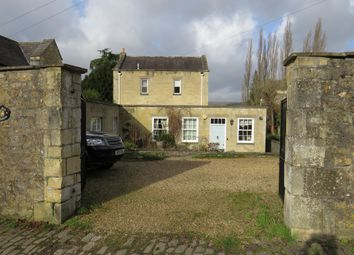 Thumbnail 4 bed link-detached house for sale in Church Street, Bathford, Bath