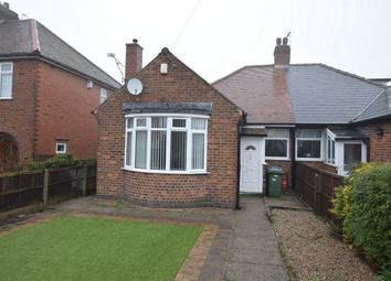Thumbnail 2 bed semi-detached bungalow to rent in Flowery Leys Lane, Alfreton, Derbyshire