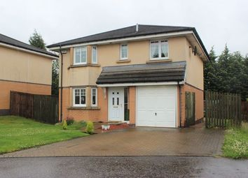 Thumbnail 4 bed detached house for sale in Elmpark Grove, Greengairs, Airdrie, North Lanarkshire