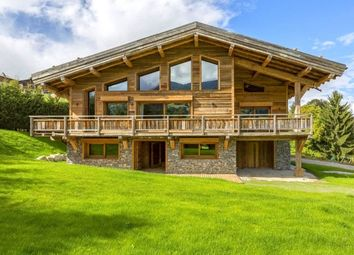 Thumbnail 6 bed terraced house for sale in Luxury Stunning Chalet 330 Sq M, Megève