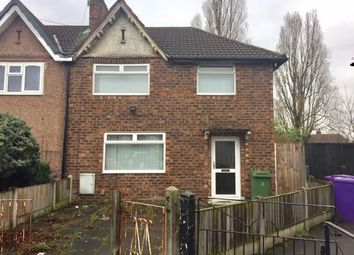 Thumbnail 3 bed town house for sale in New Hall Lane, Norris Green, Liverpool