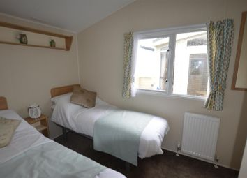2 bed mobile/park home for sale in Chichester Lakeside Holiday Park, Runcton, Chichester PO20