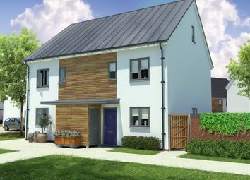 Thumbnail 3 bed semi-detached house for sale in Greenhouse Gardens, Cullompton