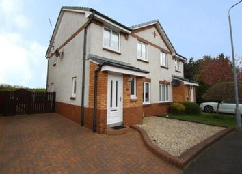 Thumbnail 3 bed semi-detached house for sale in Turnberry Wynd, Irvine, North Ayrshire