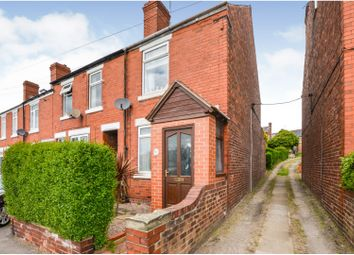 Thumbnail 3 bed end terrace house for sale in Worksop Road, Sheffield