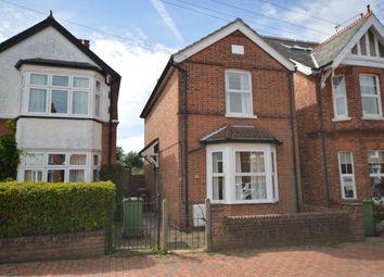 Thumbnail 3 bed detached house for sale in Culverden Avenue, Tunbridge Wells