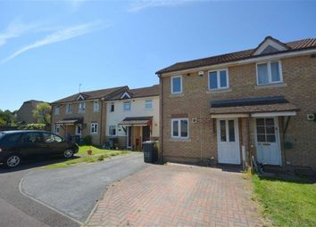 Thumbnail 2 bed terraced house for sale in Redding Close, Quedgeley, Gloucester