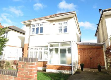 Thumbnail 4 bed detached house for sale in Shirley Road, Bournemouth