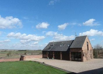 Thumbnail 2 bed barn conversion for sale in Frolesworth, Lutterworth