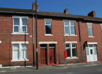 Thumbnail 3 bed flat to rent in Norham Road, North Shields