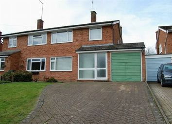 Thumbnail 3 bed semi-detached house for sale in Landcross Drive, Abington Vale, Northampton