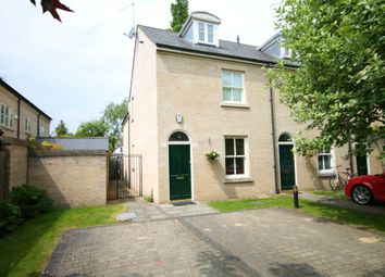 Thumbnail 4 bed end terrace house to rent in Ivy Court, Cambridge