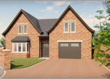 Thumbnail 4 bed detached house for sale in Bridle Road, Bramcote, Nottingham