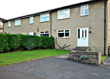 Thumbnail 3 bed mews house for sale in King Edward Avenue, Glossop, Derbyshire