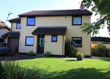 Thumbnail 5 bedroom detached house for sale in Woodmans Orchard, Talaton, Exeter