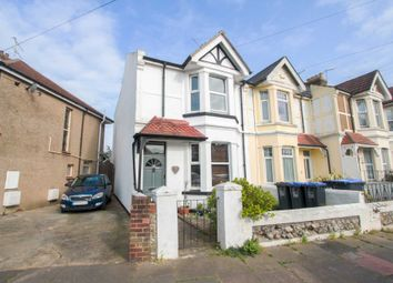 Thumbnail 3 bed end terrace house for sale in Wigmore Road, Broadwater, Worthing