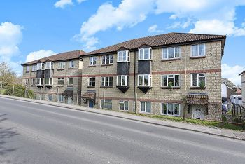 Thumbnail 1 bed flat to rent in Imberwood Close, Warminster, Wiltshire