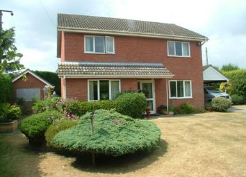 Thumbnail 3 bed property for sale in The Street, Woodton, Bungay