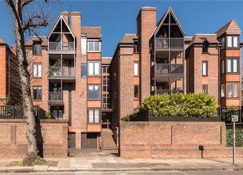 Thumbnail 3 bed flat for sale in Wedderburn Road, Hampstead, London