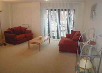 Thumbnail 2 bed flat to rent in Newhall Court, Birmingham