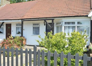 Thumbnail 2 bed terraced bungalow for sale in King Edward Avenue, Dartford
