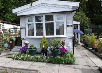 Thumbnail 2 bed mobile/park home for sale in Hall Park, Haslingden, Rossendale, Lancashire