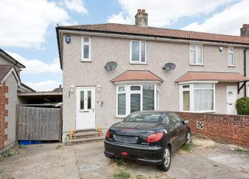 Thumbnail 3 bed end terrace house for sale in Wendover Road, Kidbrooke