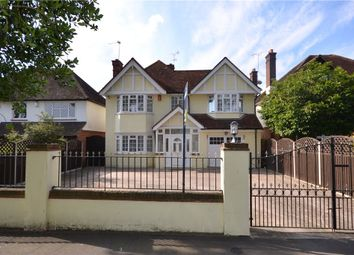 Thumbnail 4 bedroom detached house for sale in Watchetts Drive, Camberley, Surrey