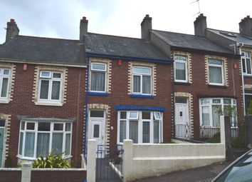 Thumbnail 2 bed terraced house to rent in Norton Avenue, Plymouth