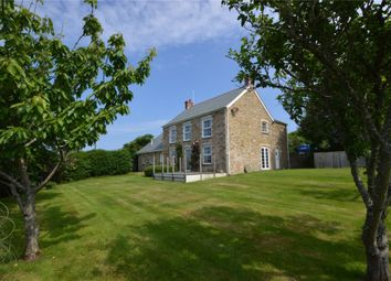 Thumbnail 5 bed detached house for sale in Treamble, Rose, Truro, Cornwall