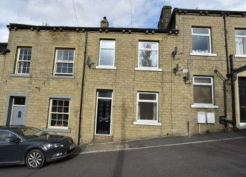 Thumbnail 4 bed terraced house for sale in Queen Street, Greetland, Halifax