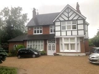 Thumbnail 4 bed flat for sale in The Elms, Rickmansworth Road