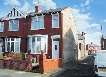 Thumbnail 2 bed end terrace house for sale in Condor Grove, Blackpool, Lancashire