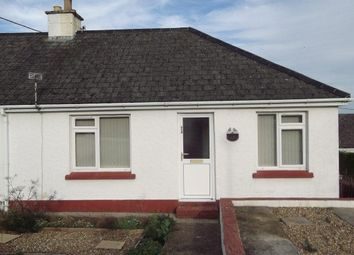 Thumbnail 2 bedroom bungalow to rent in Pitt Avenue, Appledore, Devon